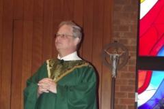 Fr. Gerry at OMI