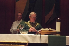 Fr. Gerry at Mass at OMI