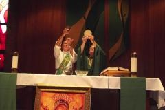 Fr. Gerry & Deacon Jim Benjamin at OMI