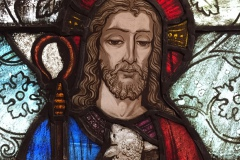 Chapel window, OMI
