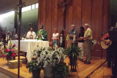Mass in Room 1, WLIFC
