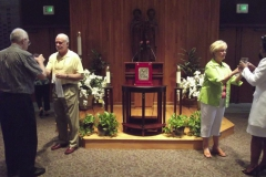 Eucharistic Ministers, WLIFC